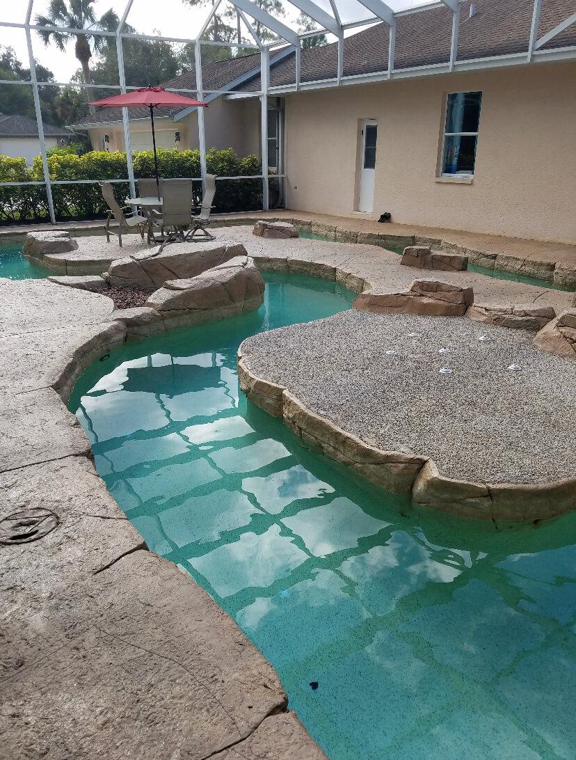 Cool pools = not-so-cool leaks.